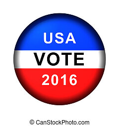 Vote Button 2016
