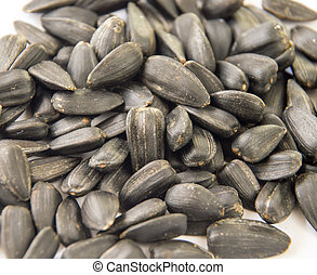 Sunflowerseeds can be used as background