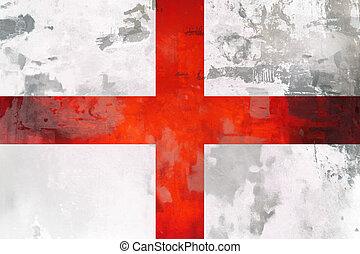 England English flag