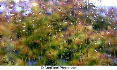 Raindrops on the  Window 2