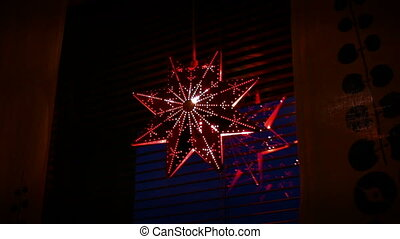 Shining Star On The Window 1