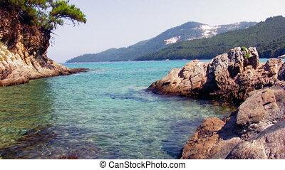 Greek island scene 1