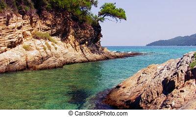 Greek island scene 2