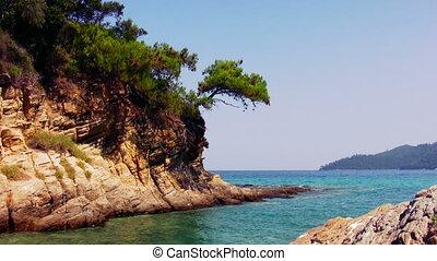 Greek island scene 3