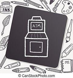 doodle ATM