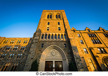 The Theological College at The Catholic University of...