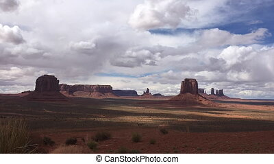 Artist Point Overlook Monument Valley - Monument Valley from...