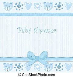 Baby Shower Invitation