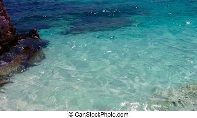 Crystal Clear Sea water 8