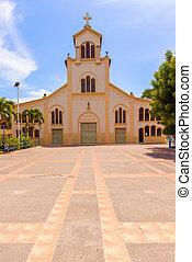 Iglesia la Mereced in Salinas, Ecuador - Iglesia la Merced...