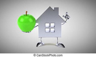Fun house - Digital animation