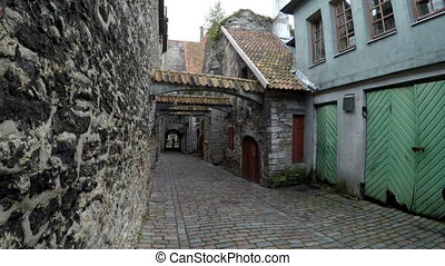 St. Catherine Passage - a little walkway in the old city...