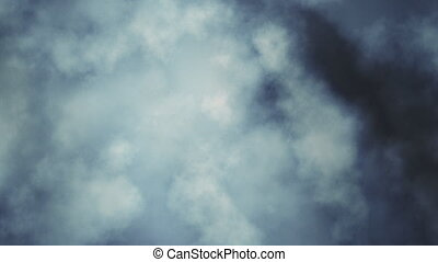 Loopable Turbulent Heavenly Clouds