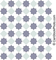 Arabic traditional  pattern