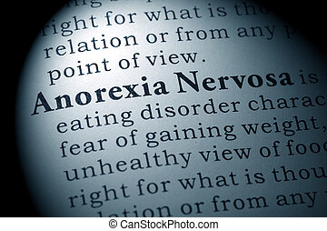 definition of anorexia nervosa