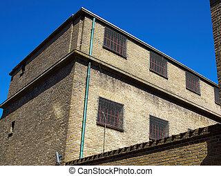 Old prison jail