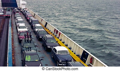 Cars On The Ferry 2