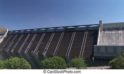 Coulee Dam, Washington, pan
