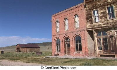 Ghost Town Hotel - Dechambeau Hotel and IOOF Independent...