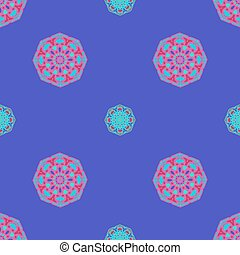 Purple, pink and blue abstract background