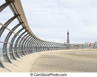 promenade - Promenade ,Blackpool,UK