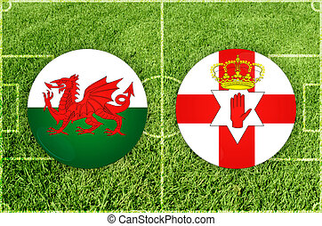 Wales vs Nothern Ireland