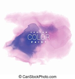 colorful water color stain ink background