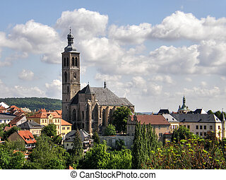 cathedral East Czechia - Beautiful cathedral East Czechia...