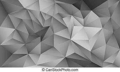 Asbtraktnoe image in black and white colors.