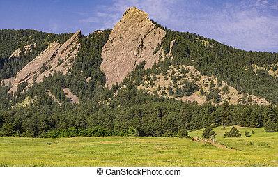 Boulder Colorado Chautauqua Park