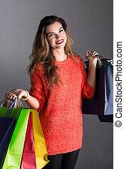 The joy of shopping
