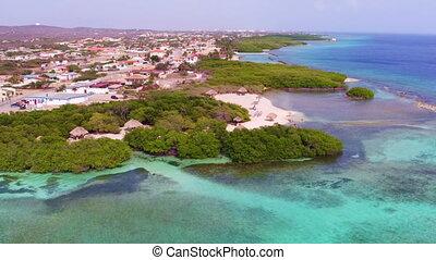 Aerial from Mangel Halto Aruba - Aerial from Mangel Halto...