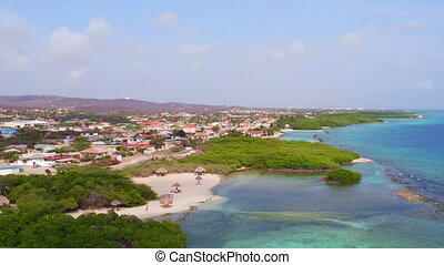 Aerial from Mangel Halto on Aruba - Aerial from Mangel Halto...