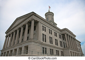 Tennessee State Capital - Tennessee state capital building