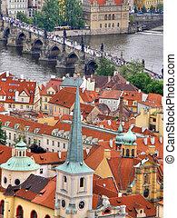 Prague. Czechia - Old city. Prague. Czechia