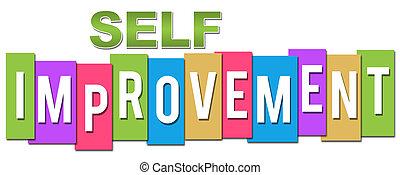 Self Improvement Professional - Self Improvement text...