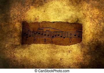 ark, begrepp,  grunge, musik