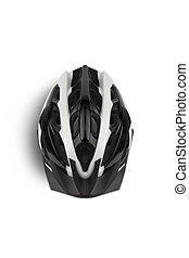 自転車, 頭, 安全, ヘルメット
