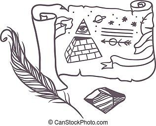 Vector secret symbols. - Vector linear secret symbols in...