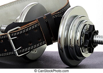 dumbbell weight and weight belt - heavy dumbbell with hard...