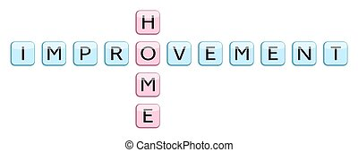 Crossword for Home Improvement - Crossword for words Home...