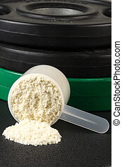 protein powder scoop - protein powder the key of...