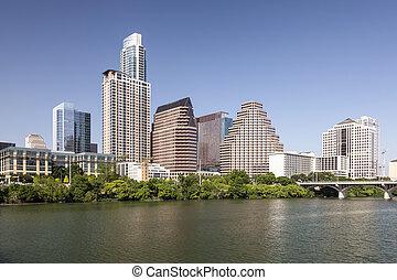 Downtown Austin Skyline, Texas