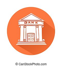Bank - This is the illustration of bank. EPS 10