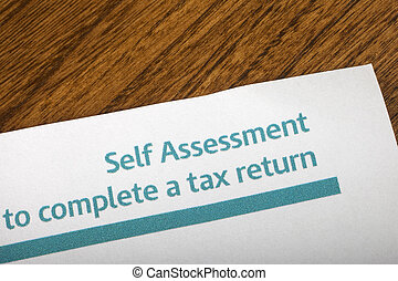 self assessment paper tax return Unsure what a self assessment tax return remembering of course that paper tax returns have to be submitted and that includes self assessment tax returns of.