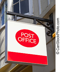 Post Office in England