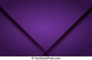 Abstract digital background. Purple block. Vector...