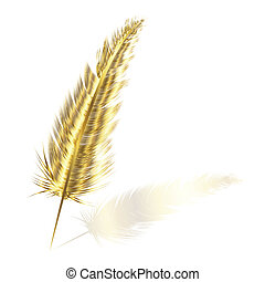 golden feather