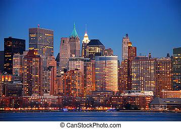 Hudson River, New York City