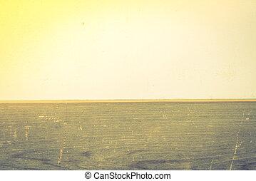 cemento, y, madera, pared, ., (, filtrado, imagen,...